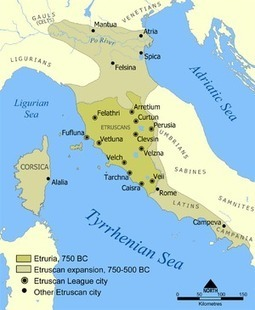 What have the Etruscans ever done for us? ~ Roman News and Archeology | Archaeology Articles and Books | Scoop.it