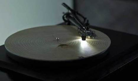 What Tree Rings Sound Like Played on a Record Player | Aural Complex Landscape | Scoop.it