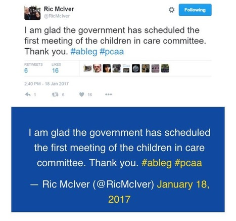 Alberta Tory Propaganda on the Backs of Children | Family-Centred Care Practice | Scoop.it