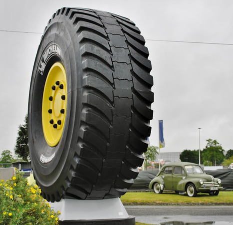 KEYOUEST: PNEU GÉANT | pneus moins cher | Scoop.it