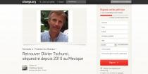 Suisse enlevé au Mexique: la famille lance une pétition | Olivier Tschumi, séquestré au Mexique | Scoop.it