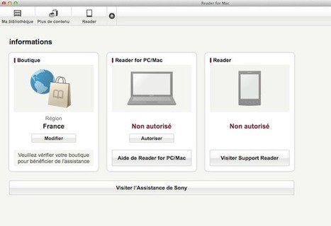 Test : Sony Reader PRS-T2, un nouveau design pour une liseuse ...   Liseuses et tablettes dans les BM de Grenoble   Scoop.it