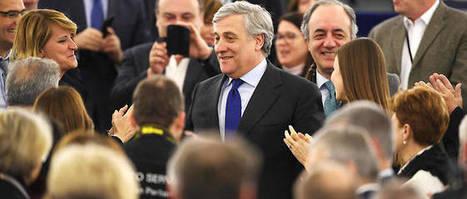 Antonio Tajani, un royaliste à la tête du Parlement européen | Econopoli | Scoop.it