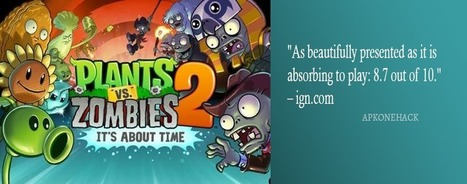 Plants vs  Zombies 2 MOD Apk + OBB Data [MEGA H