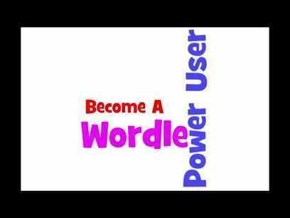 How to become a Wordle power user   Online stuff for the class   Scoop.it
