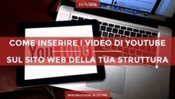 Come Inserire I Video Di Youtube Sul Tuo Sito Web | Siamo Al Completo Magazine | Scoop.it