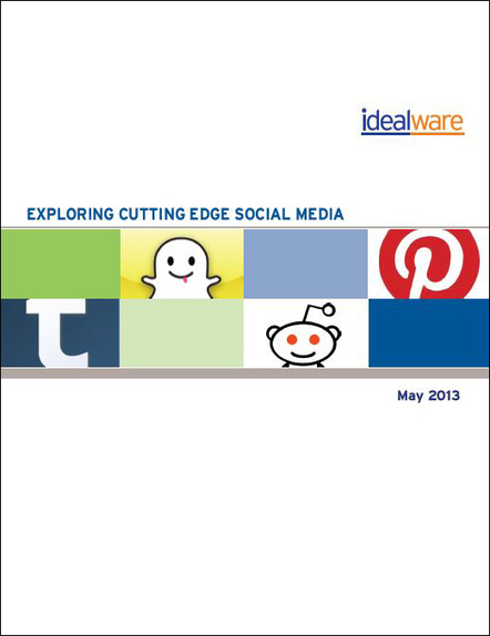Report: Exploring Cutting Edge Social Media | mLearning, Social Media, eLearning, APPS, Communication and Public Participation Engagement Scoops | Scoop.it