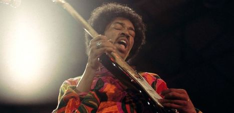 Jimi Hendrix Is Still the Most Influential Guitar Player to Ever Live - Mic | Around the Music world | Scoop.it
