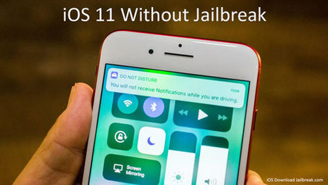 Download iOS 11 Without Jailbreak and Install A