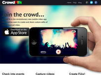 Crowdflik. La video mobile en mode collaboratif | mlearn | Scoop.it