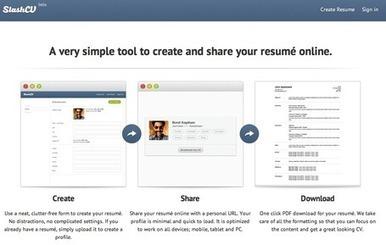 Crea y edita tu propio CV con SlashCV | TIC JSL | Scoop.it