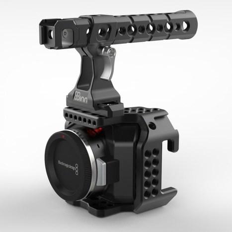 The 8SINN BMCC Micro Cage + Top Handle Pro | Cinescopophilia | Scoop.it
