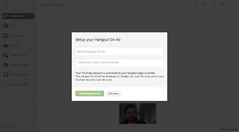 Learning to Teach, Teaching to Learn: Hangouts on Air in the New Google Plus Layout   The Morning Blend   Scoop.it
