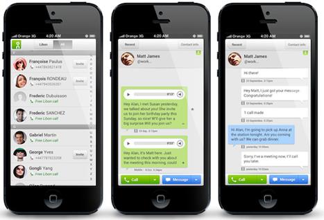 Avec Jibe, Google prépare la succession du SMS - FredCavazza.net | Google - le monde de Google | Scoop.it