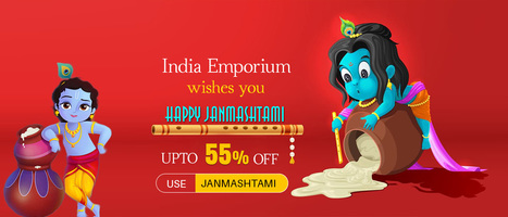 Wishing you a Happy and Blessed Janmashtami! | I don't do fashion, I am fashion | Scoop.it