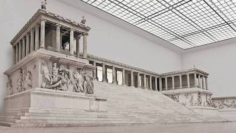 Pergamon-Museum: Der Gigant macht Pause | Heritage and Museology  -  Patrimoni i Museologia | Scoop.it