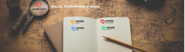SOCIAL TOURISM web et mobile