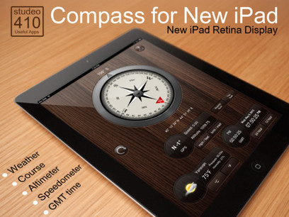 Best Free Apps of the Day on 8/22: Compass for New iPad, Rune Raiders, Unlock, & More! | Best Apps | App Chronicles | threevee has class | Scoop.it
