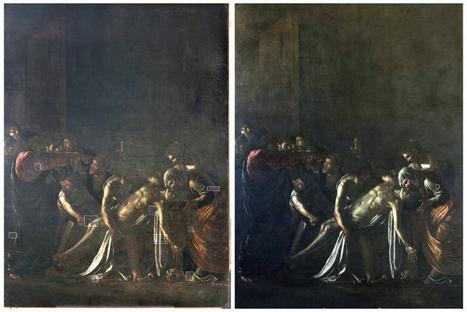 """Messina, ritorna al Museo la """"Resurrezione di Lazzaro"""" di Caravaggio restaurata.   AllAboutArt @ArtLife   Scoop.it"""