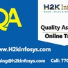QA Online Training with Placement