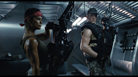 Ripley, Sexism, and Classism in 'Aliens' | Bitch Flicks | A2 Media Studies | Scoop.it