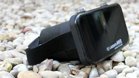 Las gafas Lakento, la opción española de realidad virtual en continua evolución - RTVE.es | eSalud Social Media | Scoop.it