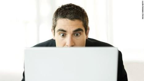 How to avoid digital eyestrain - CNN | Social Media | Scoop.it