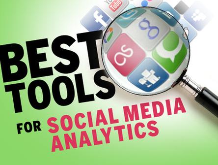 Best Tools for Social Media Analytics | web digital strategy | Scoop.it
