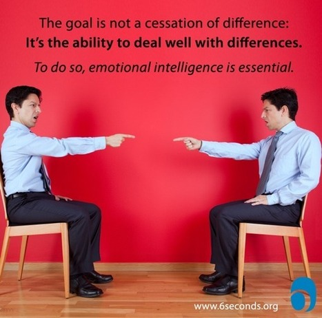 Dan Shapiro: Emotional Intelligence, Conflict Resolution & Negotiation | Leadership and Learning | Scoop.it