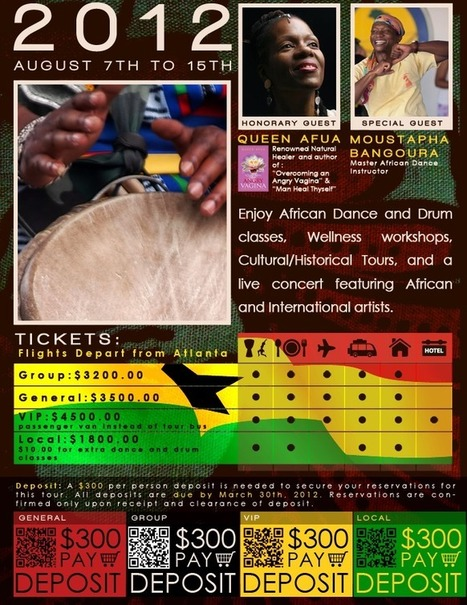 ACAWF : African Culture and Wellness Festival | AfroSeek News | Scoop.it