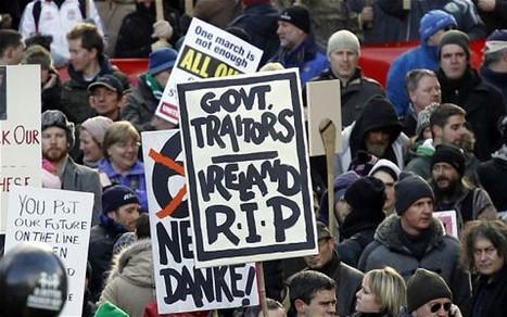 Ireland demands debt relief, warns on EU treaties   Countdown to Financial Armageddon   Scoop.it