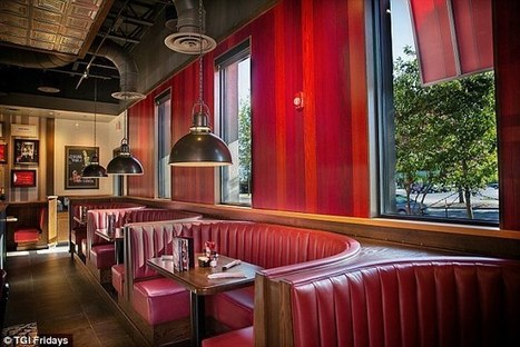 How TGI Friday's is trying to target millennials with revamped diner | Kickin' Kickers | Scoop.it