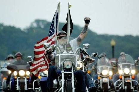 9/11 Bikers Send Strong Message to Muslims: Can You Hear Us Now? - Jan Morgan Media | Restore America | Scoop.it