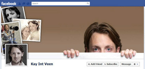 Inspiration | Facebook Timeline Cover: 40 (Really) Creative Examples | Uso inteligente de las herramientas TIC | Scoop.it