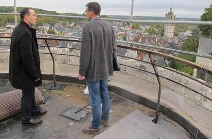 Des travaux plus étendus que prévu à la Porte royale - 24/10/2014, Loches (37) - La Nouvelle République | Revue de presse - Loches, Touraine - Châteaux de la Loire | Scoop.it