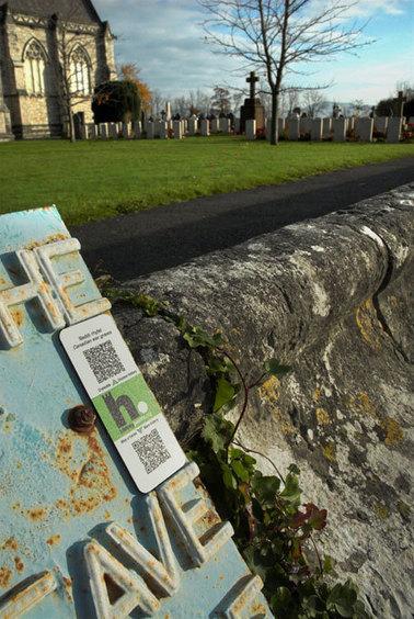 Les tombes de soldats canadiens munies d'un QR code | Les news du Web | Scoop.it