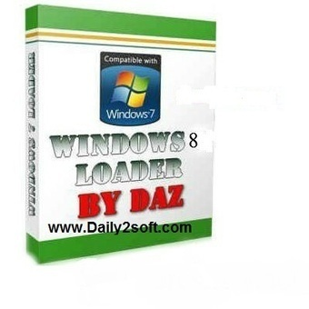 windows 8 loader activator by daz