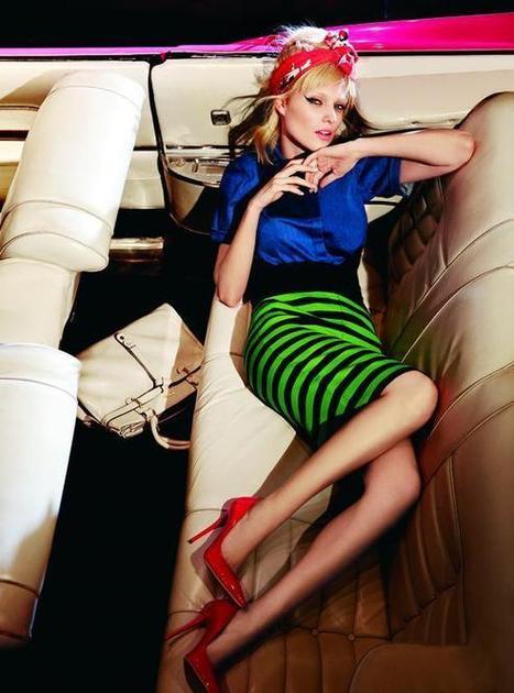 Cadillac Woman | Vogue Hellas | alice in fashionland | Scoop.it