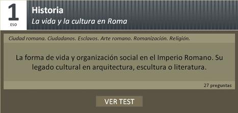 La civilización romana | Didáctica de las Ciencias Sociales, Geografía e Historia | Scoop.it