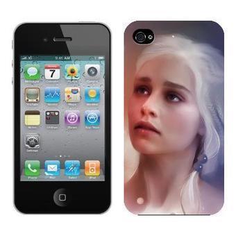 Game of thrones Khaleesi iPhone 4, 4S protective case | Apple iPhone and iPad news | Scoop.it