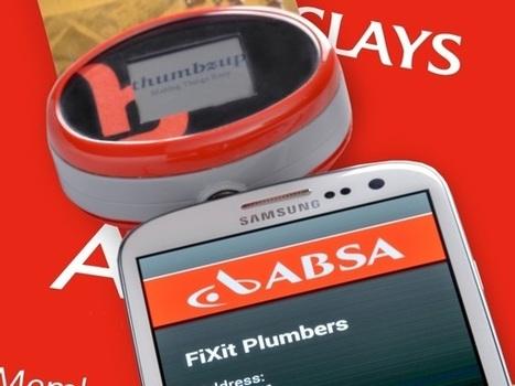 Le Pebble, un dispositif sud-africain qui vous permet de recevoir des paiements avec votre mobile | Afrique et Intelligence économique  (competitive intelligence) | Scoop.it