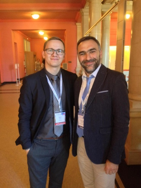 Digital Health passion and Attending Doctors 2.0 & You with Fabrice Angelini #doctors20 | #DigitalHealth | Scoop.it