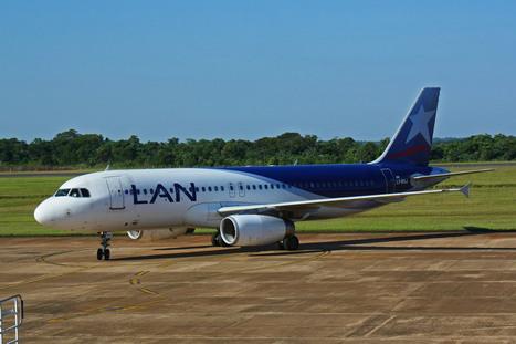 La chilena LAN realiza el primer vuelo comercial en A. Latina con biocombustible | Uso inteligente de las herramientas TIC | Scoop.it