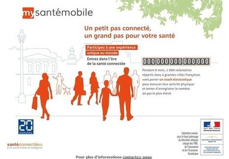 Lancement de l'opération My SantéMobile | Contenido de salud y redes sociales interesante para la farmacia | Scoop.it
