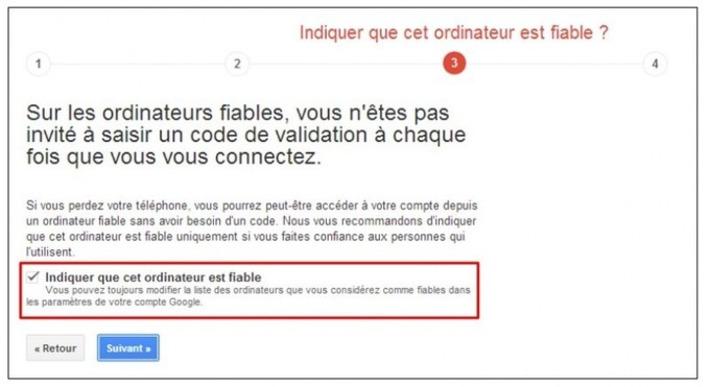 Tutoriel: sécuriser son compte Google avec la validation en 2 étapes   TIC et TICE mais... en français   Scoop.it
