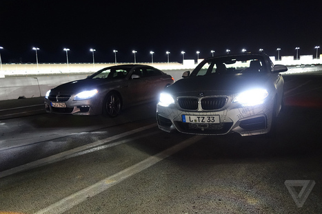 Vegas drift: taking a self-driving BMW to the limit | Nerd Vittles Daily Dump | Scoop.it