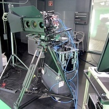 Trifocal camera readied for live 3D - main-content | Europe's Broadcast Industry News & Analysis | TVBEurope | Broadcast News | Scoop.it