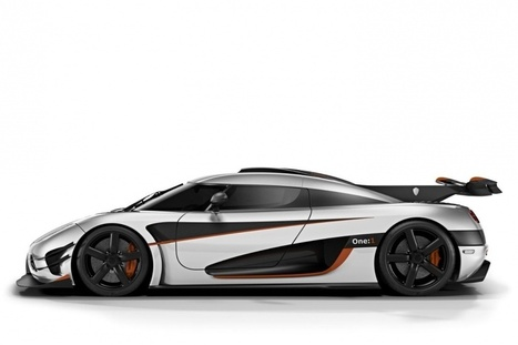 Koenigsegg actually saves money 3D-printing parts of its new hypercar, the One:1 - Digital Trends | Machinimania | Scoop.it