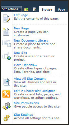 SharePoint 2010 Permissions for Site Owners – Part 2 : Members, Owners and Visitors | All About SharePoint | Scoop.it