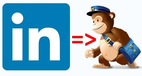 Tutoriel Mailchimp : Comment exporter ses contacts de Linkedin vers Mailchimp ! | Web Communication | Scoop.it